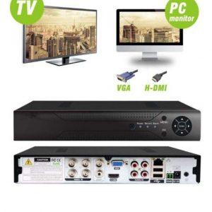 دستگاه DVR چهار کانال D1
