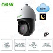 دوربین مداربسته IP تیاندی 2 مگاپیکسل مدل TC-NH6220IE-CP