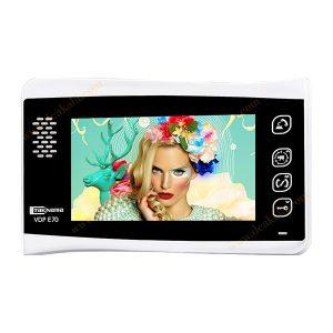 آیفون تصویری تکنما 7 اینچ با حافظه مدل VDP-E70