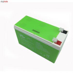 باتری یو پی اس 12 ولت 7.2 آمپر ساعت گپ مدل 6FM7.2