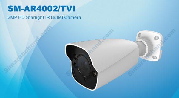 دوربین مداربسته AHD سیماران SM-AR4002/TVI